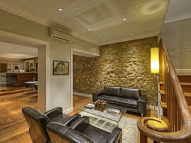 Cape Town Central  Accommodation  Three Boutique Hotel  Lounge