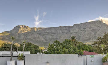 The Three Boutique Hotel View Table Mountain