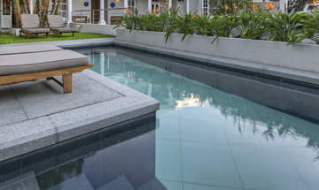 Accommodation  Cape Town Hotel The Three Boutique Hotel Pool