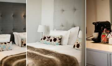 Accommodation  Central Cape Town  Three Boutique Hotel Specials