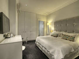 The Three Boutique Hotel  Cape Town   Hotel Accomodation Luxury Room