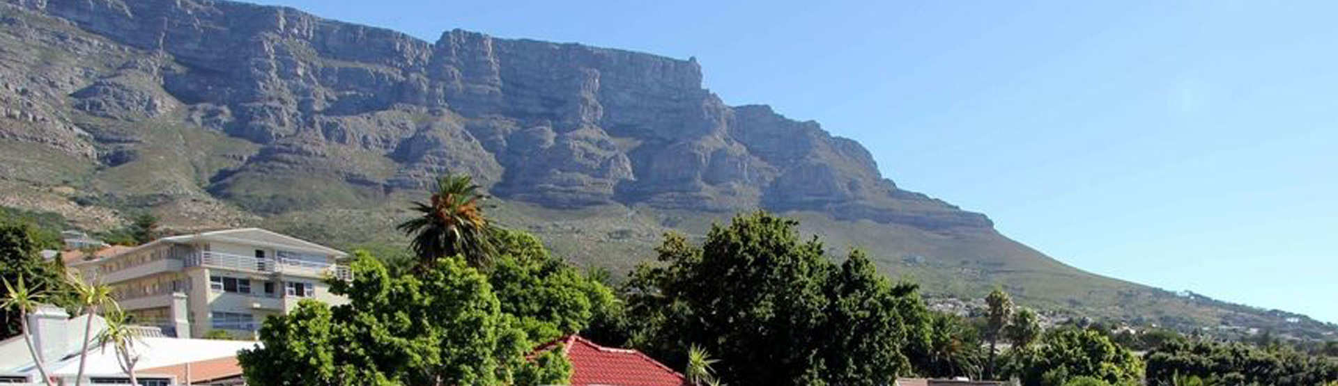 Three Boutique Hotel  Cape Town Accommodation View